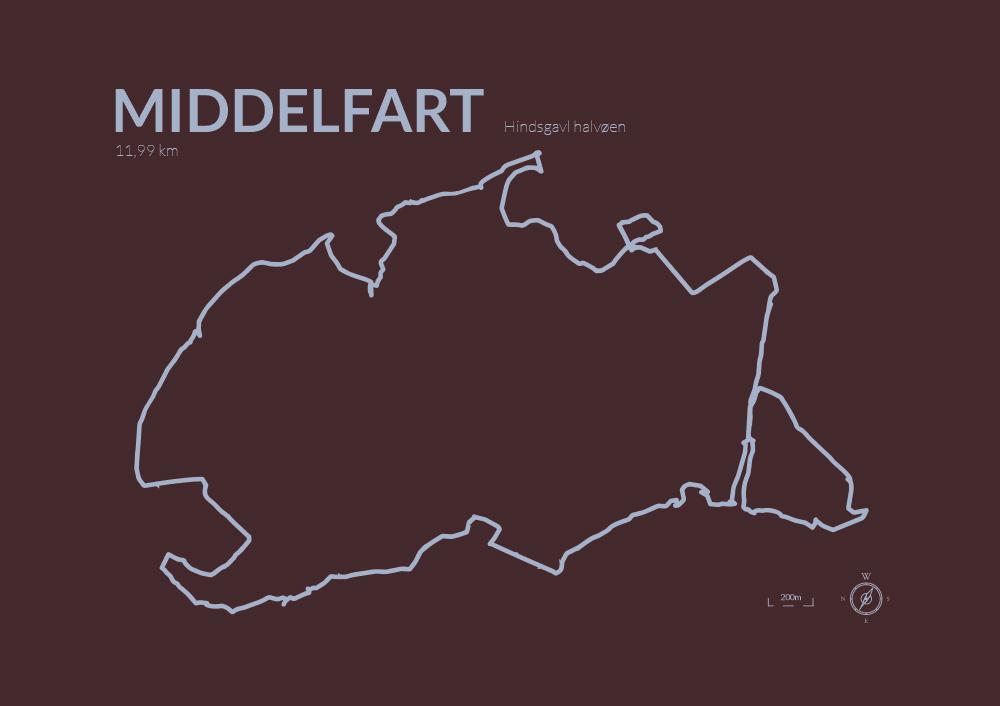 Middlefart Track